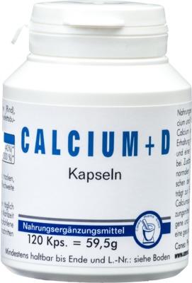 CALCIUM+D Kapseln