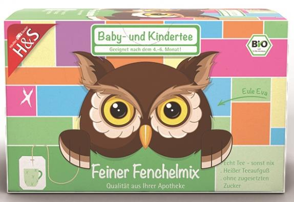 H&S Baby- und Kindertee Feiner Fenchelmix