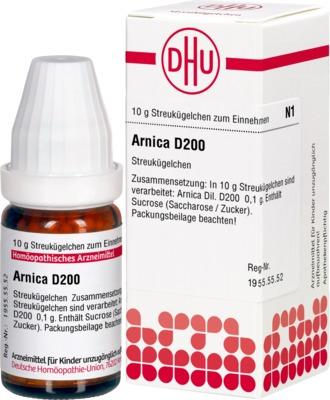 ARNICA D 200 Globuli