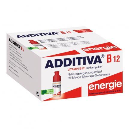 Additiva Vitamin B12 Trinkampullen