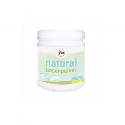 For You Natural Basenpulver