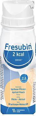 FRESUBIN 2 kcal DRINK Aprikose Pfirsich Trinkfl.