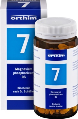Biochemie Orthim 7 Magnesium phosphoricum D 6 Tabletten