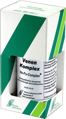VENEN KOMPLEX Ho-Fu-Complex Tropfen