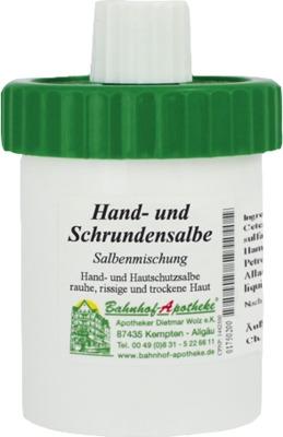 Hand- und Schrundensalbe