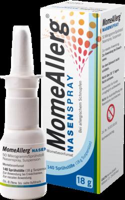 MomeAllerg 50 Mikrogramm/Sprühstoß