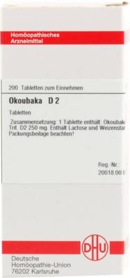 OKOUBAKA D 2 Tabletten