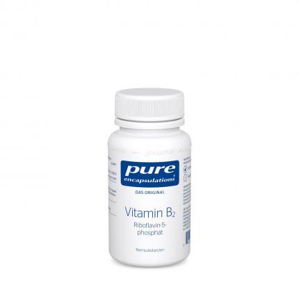 Pure Encapsulations Vitamin B2 Ribofl.-5-phos.kps.
