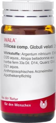 SILICEA COMP.Globuli