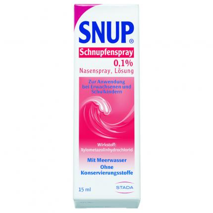 Snup Schnupfenspray 0,1%