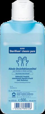 STERILLIUM Classic Pure Lösung