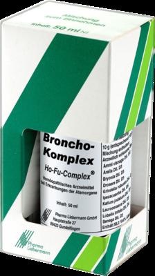 BRONCHO KOMPLEX Ho-Fu-Complex Tropfen