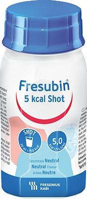 FRESUBIN 5 kcal SHOT Neutral Lösung