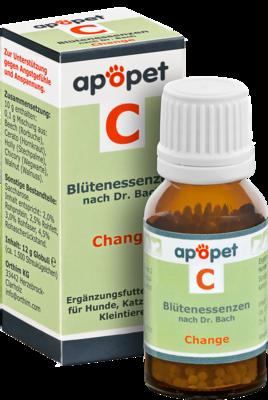 APOPET C Change Blüteness.n.Dr.Bach Glob.vet.