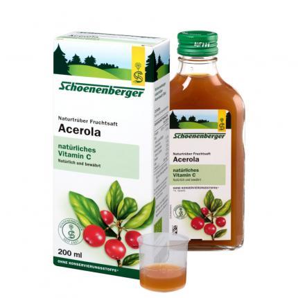 ACEROLA SAFT Schoenenberger