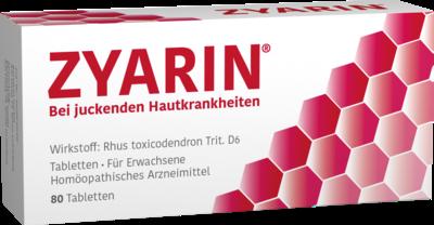 ZYARIN Tabletten