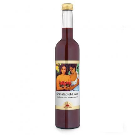 Granatapfel-Elixier Doktor Jacob's