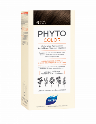 Phytocolor 6 Dunkelblond Ohne Ammoniak