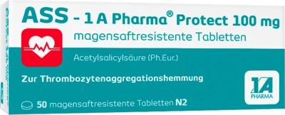 ASS-1A Pharma Protect 100mg