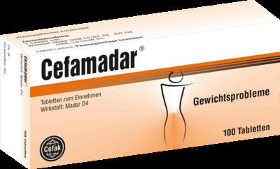 CEFAMADAR Tabletten