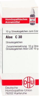 ALOE C 30 Globuli