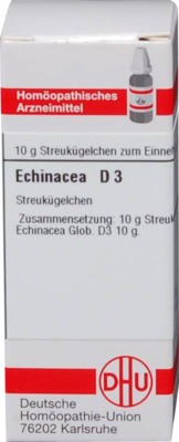 ECHINACEA HAB D 3 Globuli