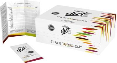 Layenberger diet5 7 TAGE-TURBO-DIÄT