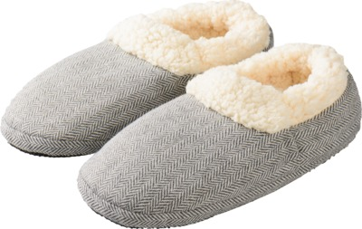 WARMIES Slippies Comfort Größe 37-41 grau