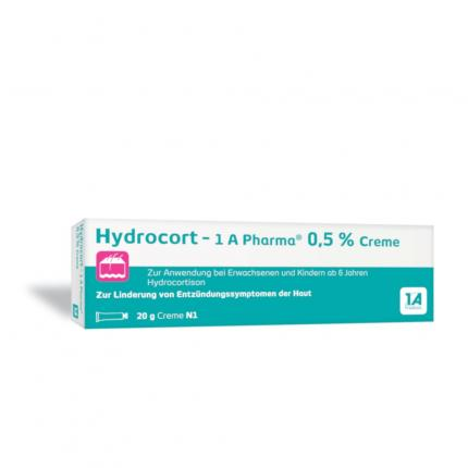Hydrocort – 1A Pharma 0,5%