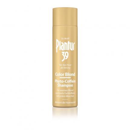 Plantur 39 Color Blond Phyto-coffein-shampoo