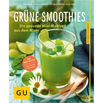 GU Grüne Smoothies gesunde Mini-Mahlzeit a.d.Mixer
