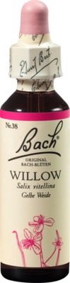 BACHBLÜTEN Willow Tropfen