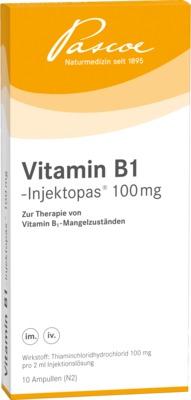 VITAMIN B1 Injektopas 100 mg Injektionslösung