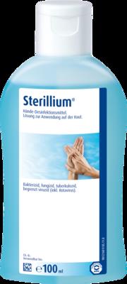 STERILLIUM Lösung Sofortwirkung mit langanhaltender Frische