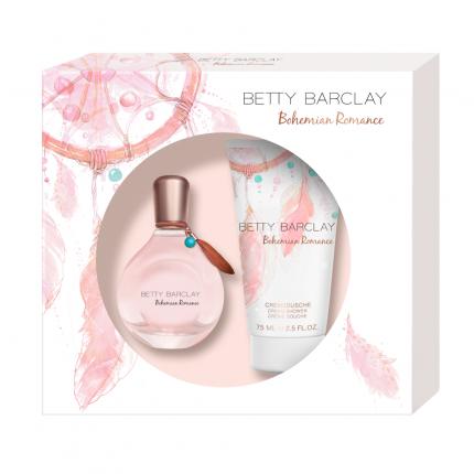Betty Barclay Bohemian Romance Duo Set (EDT 20ml & DG 75ml)