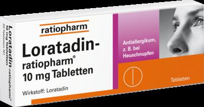 Loratadin-ratiopharm 10mg