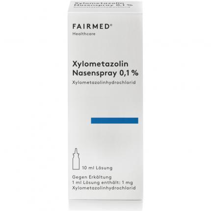 Xylometazolin Fairmed Nasenspray 0,1%