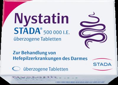 Nystatin STADA 500000 I.E.
