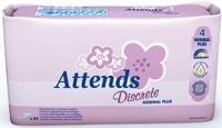 ATTENDS Ultra Care discrete 4 Normal Plus Vorlagen