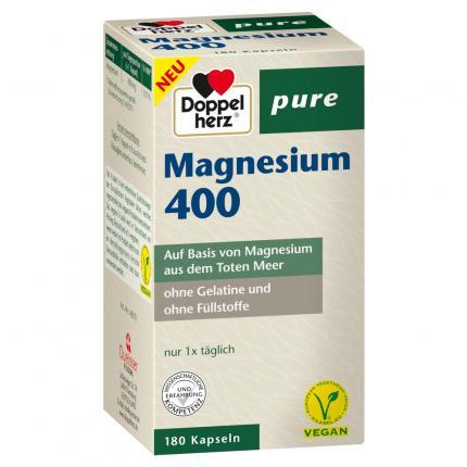 Doppelherz pure Magnesium 400