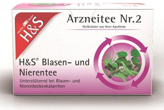 H&S Blasen-und Nierentee