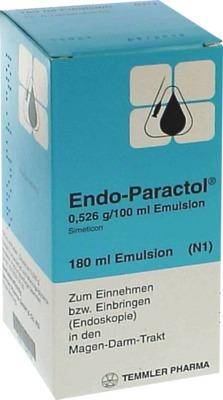Endo-Paractol 0,526g/100ml