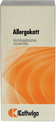 ALLERGOKATT Tabletten