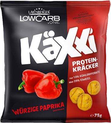 LAYENBERGER LowCarb.one Protein Käxxi Paprika