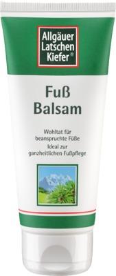 Allgäuer Latschen Kiefer Fuß Balsam