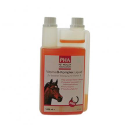 PHA Vitamin B Komplex Liquid für Pferde