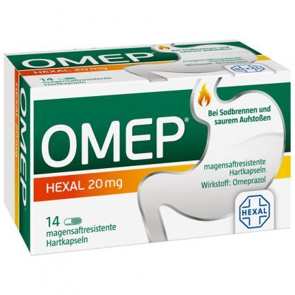 OMEP HEXAL 20 mg