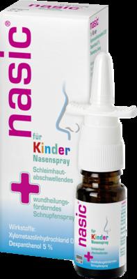 NASIC Nasenspray für Kinder