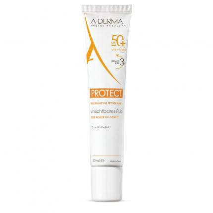 A-derma Protect Unsichtbares Fluid LSF 50+