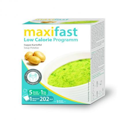Maxifast Suppe Kartoffel-lauch Pulver